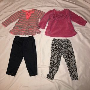 Carter's 12m outfits